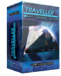 Traveller Customizable Card Game :  Ship Deck Type S Scout